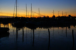 Roedvig Harbour evening.jpg