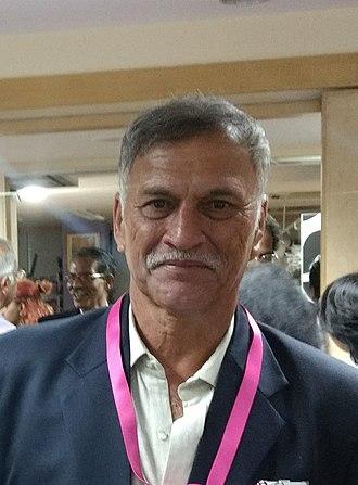 Roger Binny - Binny in 2018