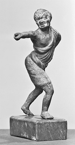 Roman - Actor with Right Arm Extended - Walters 54746