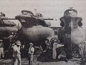 CB-class midget submarine - The Black Sea submarines under Romanian control, late 1943
