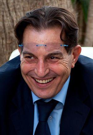 Sicilian regional election, 2012 - Image: Rosario Crocetta crop