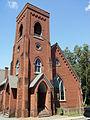 Rosendale, NY - Dutch Reformed Church - Belltower Lighting.jpg