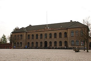 Roskilde Cathedral School - The building from 1842, now home to Roskilde Gymnasium