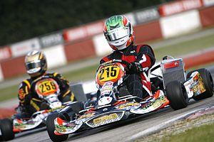 Rotax Max Challenge - Rotax Max DD2 karts