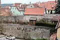 Rothenburg ob der Tauber, Stadtbefestigung, Röderschütt 4, Stadtmauer, Feldseite-20151230-001.jpg