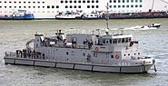 Rotterdam Havendagen 2009 - A853 Hr Ms Nautilus
