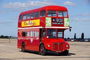 Routemaster RM16 (VLT 16), 2010 North Weald bus rally.jpg