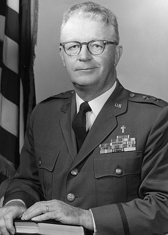 Deputy Chief of Chaplains of the United States Air Force - Image: Roy Terry