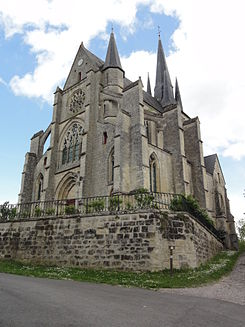 Royaucourt-et-Chailvet (Aisne) Église Saint-Julien (01).JPG