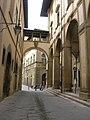 Rue d'Arezzo - Loge Vasali.JPG
