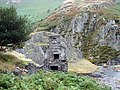Ruined house by an old mine - geograph.org.uk - 232953.jpg