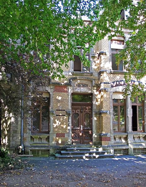 Building in Rumelange, 60 rue des Martyrs