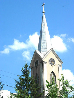 The St. Peter and Paul Apostles Catholic Church