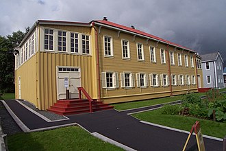 Russian Bishop's House - Image: Russian Bishop House August 2005