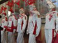 Russian olympic clothes Torino 2006.jpg