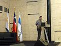 Ryan Kaldari en GLAM-WIKI Santiago 2012.JPG