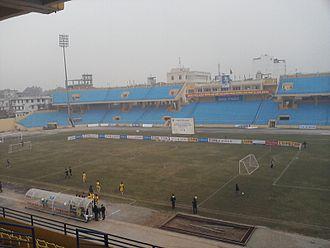 V.League 1 - Image: Sân vận động Hàng Đẫy