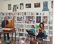 Séquence musique à la bibliothèque de Vigoulet.JPG
