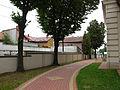Słomniki Kościół Bożego Ciała, ogrodzenie; fot. 28.jpg