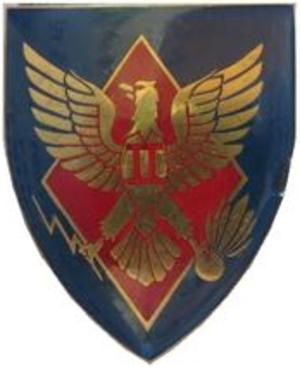 2 Locating Regiment - 2 Locating Regiment emblem / Johannesburg Artillery Regiment