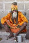 SADHU - Varanasi India.png