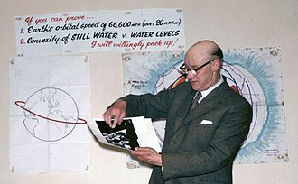 Samuel Shenton - Samuel Shenton lecturing at the Science Fiction Society, UCL, in 1966.