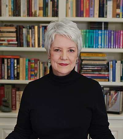 Picture of an author: Sue Monk Kidd