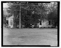 SOUTHWEST ELEVATION. - Ambrose R. Wright House, 702 Green Street, Louisville, Jefferson County, GA HABS GA-2222-3.tif
