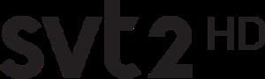 SVT HD - Logo used for SVT2 HD