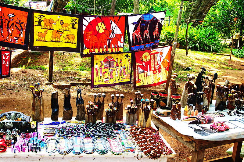 Hippie Fair Crafts Market