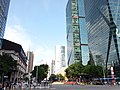 SZ 深圳市 Shenzhen 福田區 Futian 金田路 Jintian Road July 2017 SSG 16.jpg
