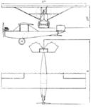 Sablier Type 4 3-view L'Air October 1,1927.png
