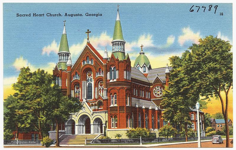 File:Sacred Heart Church, Augusta, Georgia (8342846689).jpg