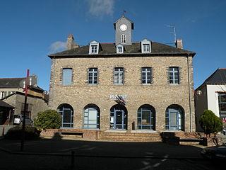 Saint-Germain-sur-Ille Commune in Brittany, France