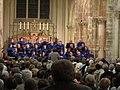 Saint-Lô - Fête de la musique 2013 (église Sainte-Croix).JPG