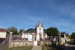 Saint-Lucien mairie Eure-et-Loir France.jpg