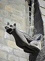 Saint-Malo (35) Cathédrale Saint-Vincent Chœur Façade sud 10.jpg