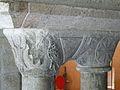 Saint-Savin (65) abbaye chapiteaux salle capitulaire (3).JPG