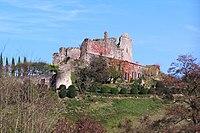 Saint-Sulpice-de-Guilleragues Château de Caze 02.jpg