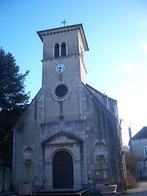 Saint-Rémy, Saône-et-Loire - Image: Saint Rémy Church