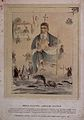 Saint Christopher. Colour lithograph, 1842. Wellcome V0031874.jpg