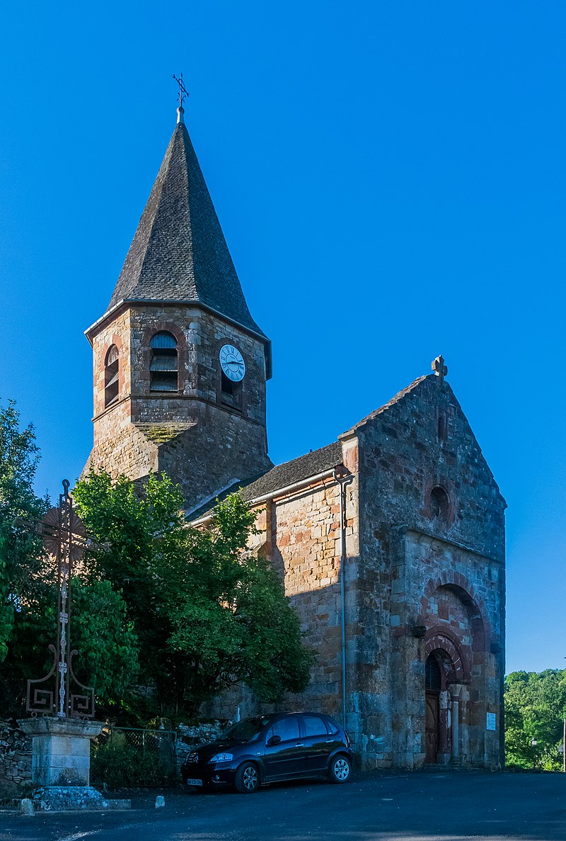Saint Faust Church of Aboul 01.jpg