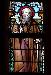 Helier 6th century ascetic hermit, is patron saint of Jersey
