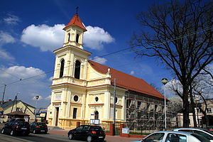 Konstantynów Łódzki - Saint Joseph the Worker Church