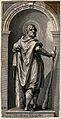 Saint Jude. Line engraving. Wellcome V0032360.jpg