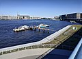 Saint Petersburg. View of the Malaya Neva river from Makarova Embankment.jpg