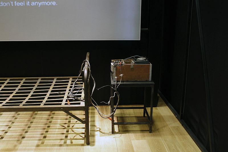 File:Sala Represión y Tortura del Museo de la Memoria 03.JPG