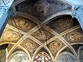 Sala capitolare di s. felicita, volta con virtù di di niccolò gerini, 1390 ca. 01.JPG