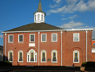 Salem, New Jersey - Old Salem Courthouse