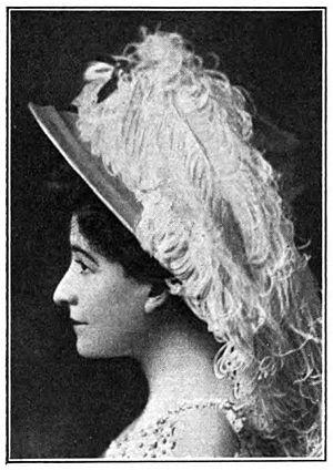 Sallie Fisher - Sallie Fisher in 1909